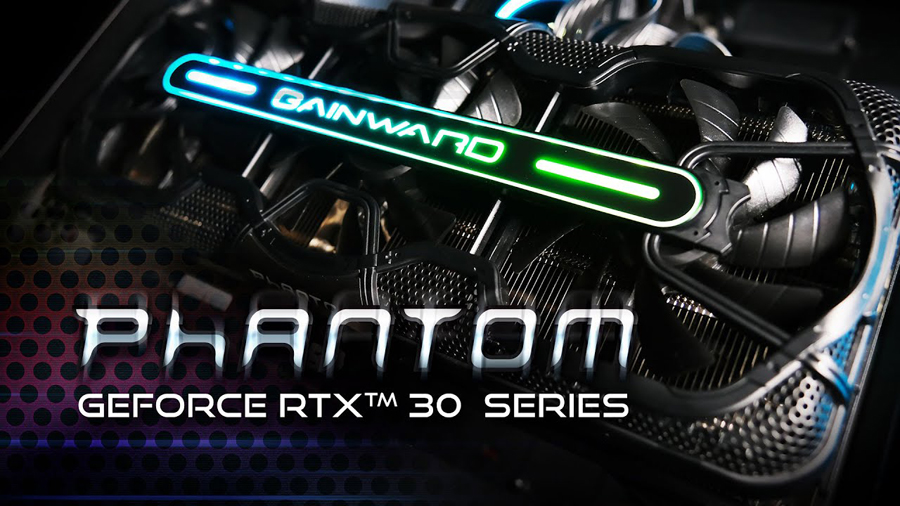 GAINWARD GeForce RTX 30 Phantom Series