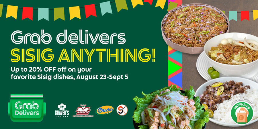 Here are 5 Unique and Original Sisig Dishes You Can Try, Only on GrabFood!