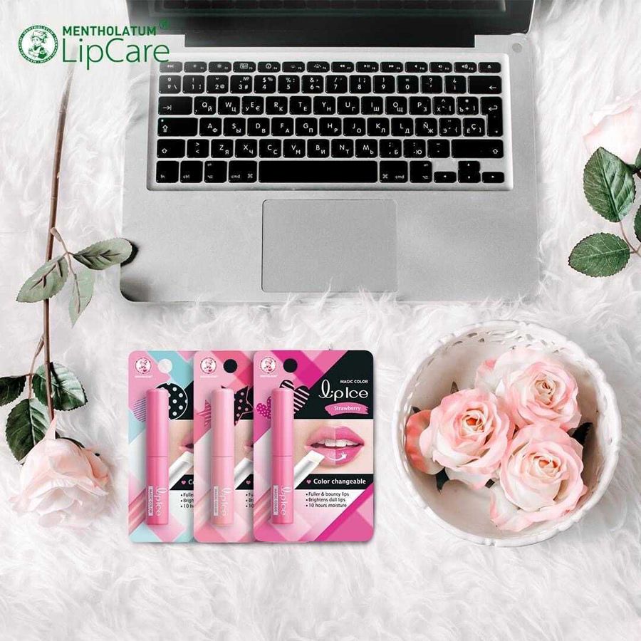 Mentholatum LipCare wants you to have healthy, hydrated lips