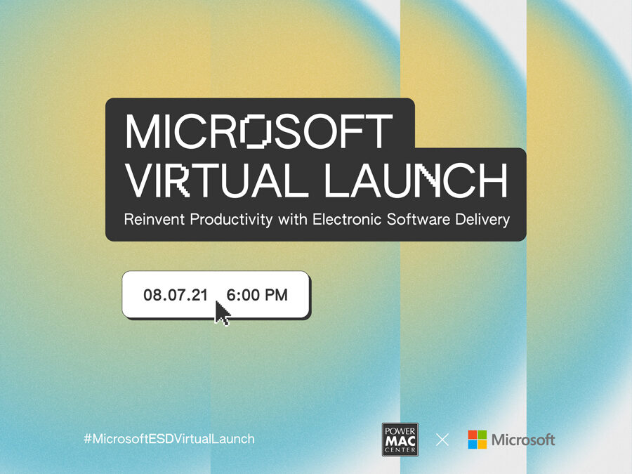 Power Mac Center goes live for Microsoft Virtual Launch