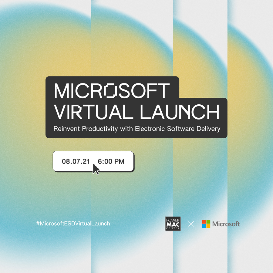 Power Mac Center goes live for Microsoft Virtual LaunchPower Mac Center goes live for Microsoft Virtual Launch