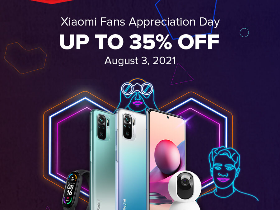Xiaomi Partners with Lazada for its LazMall Super Brand Day