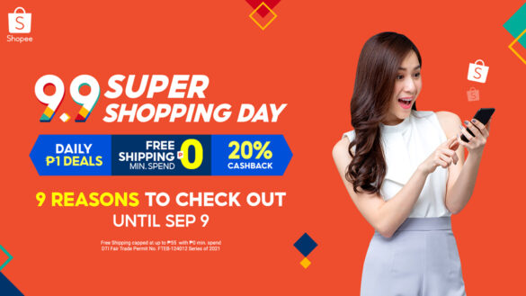9 Reasons to Check Out 9.9 Super Shopping Day, Shopee's Most Action-Packed and Rewarding Sale Yet