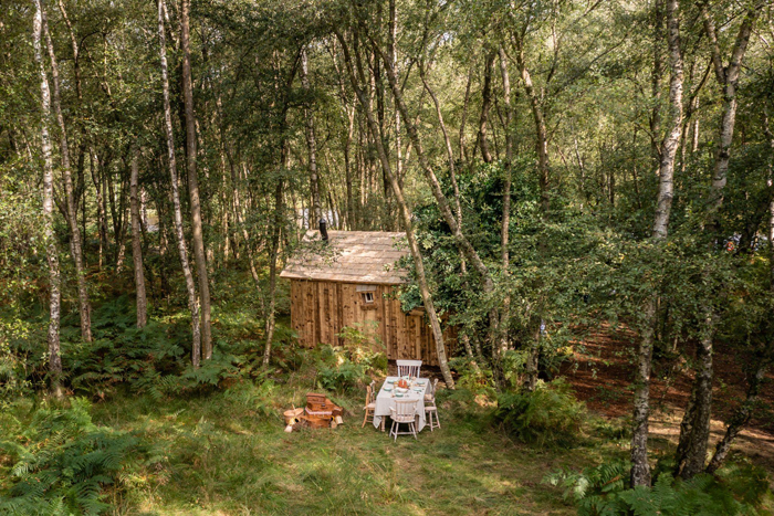 A House Fit for Disney's Winnie the Pooh in the Original Hundred Acre Wood bookable on Airbnb