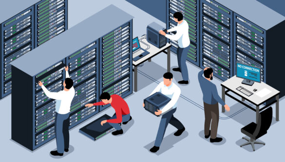 Can your Data Center Keep Up?