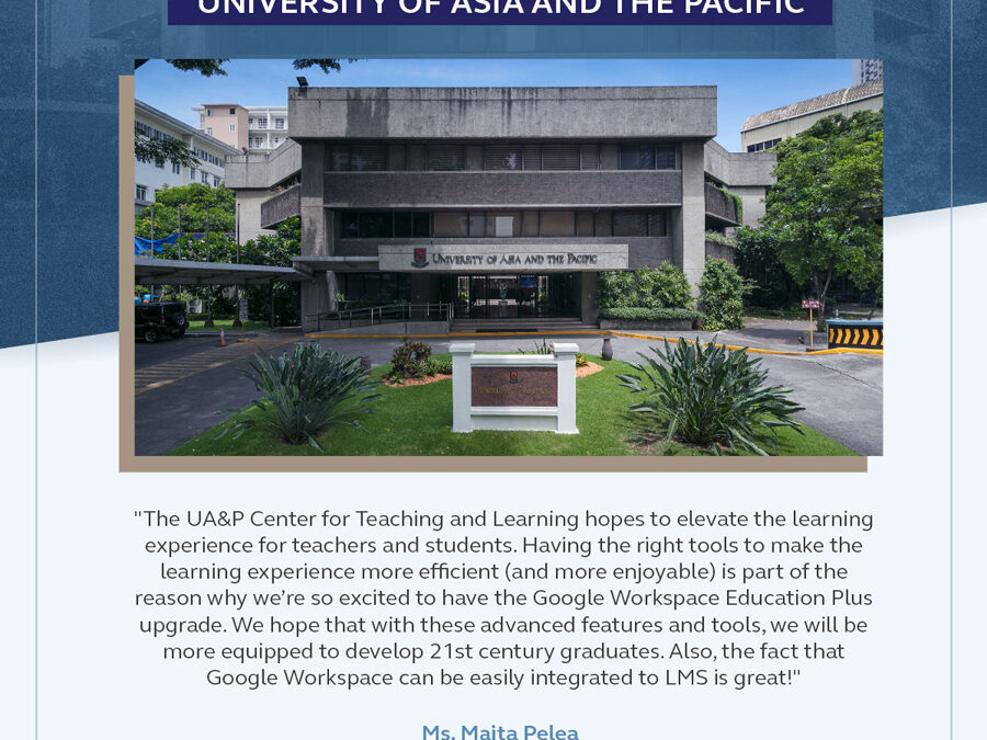 UA&P taps Globe to make academic collaboration easier, keep online learning secure