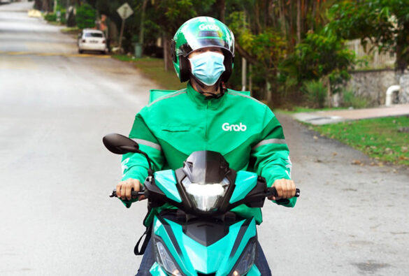 Grab expands food delivery service to Bulacan, Cavite, and Laguna