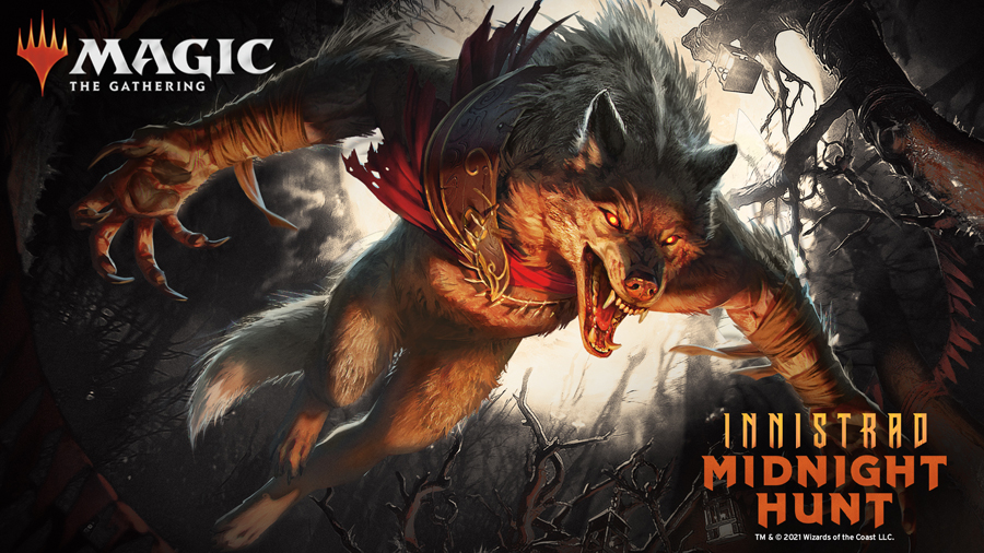 Become what you Fear in Magic's new set Midnight Hunt