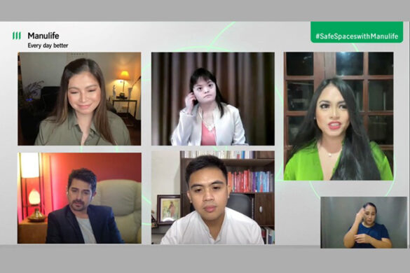Becoming Better Allies to Each Other: Celebrities and community advocates share diversity, equity and inclusion lessons and experiences at Manulife webinar