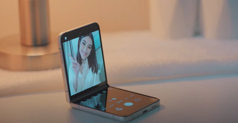 Samsung welcomes Liza Soberano as the Galaxy Z Flip3 5G ambassador