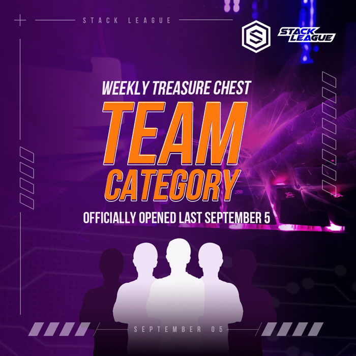 StackLeague Playoffs and Treasure Chest Teams are now open!