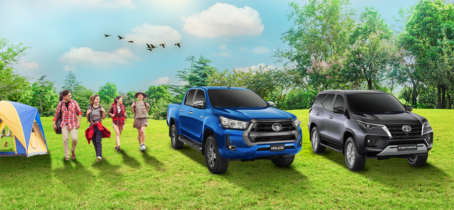 The Toyota Sure Advantage: Turning your Dream Car into an Experience