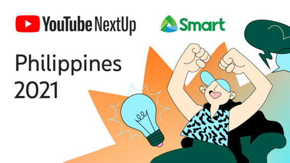 YouTube, Smart launch NextUp to search for the next big Filipino content creators