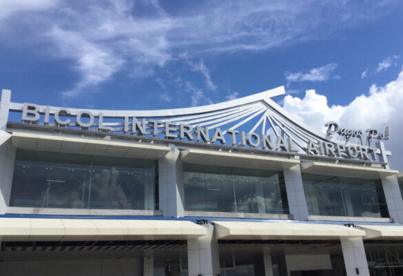 Cebu Pacific to commence domestic operations from new Bicol International Airport