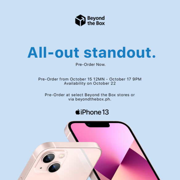 Big Upgrades. Incredible new possibilities. Pre-Order the iPhone 13 Now at Beyond the Box!
