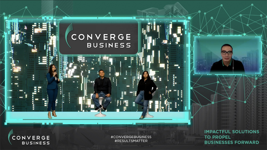 Converge equips SMEs and large enterprises through Converge Business