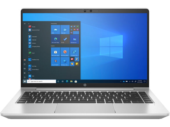 Keep data safe, secure against malware attacks with the HP ProBook 455 G8