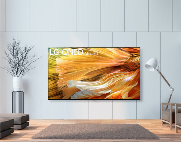 LG's QNED TV - The Ultimate Innovation in LCD TVs