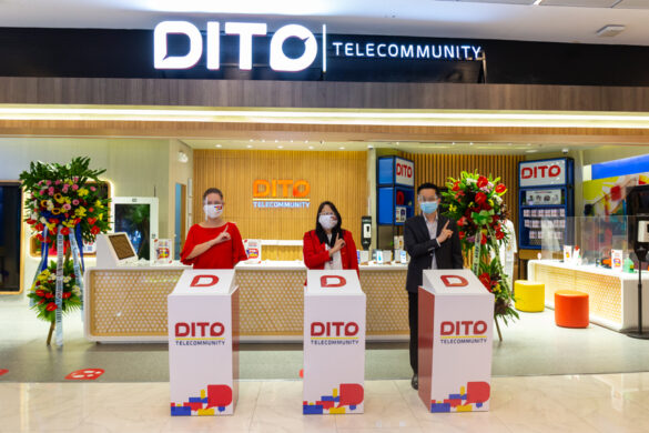 DITO opens more Experience Stores across Luzon