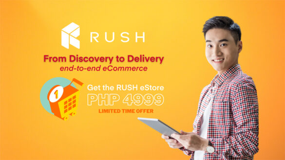 RUSH offers eStore promo to help SMEs this holiday season