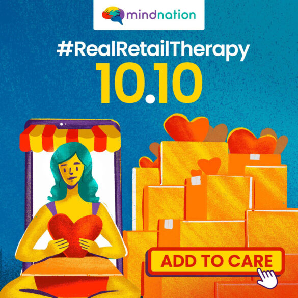 Shop 'til You Heal this 10.10 with MindNation