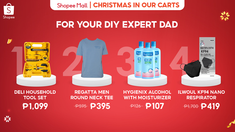 Buy These Perfect Gifts for all Your Family Members This Christmas