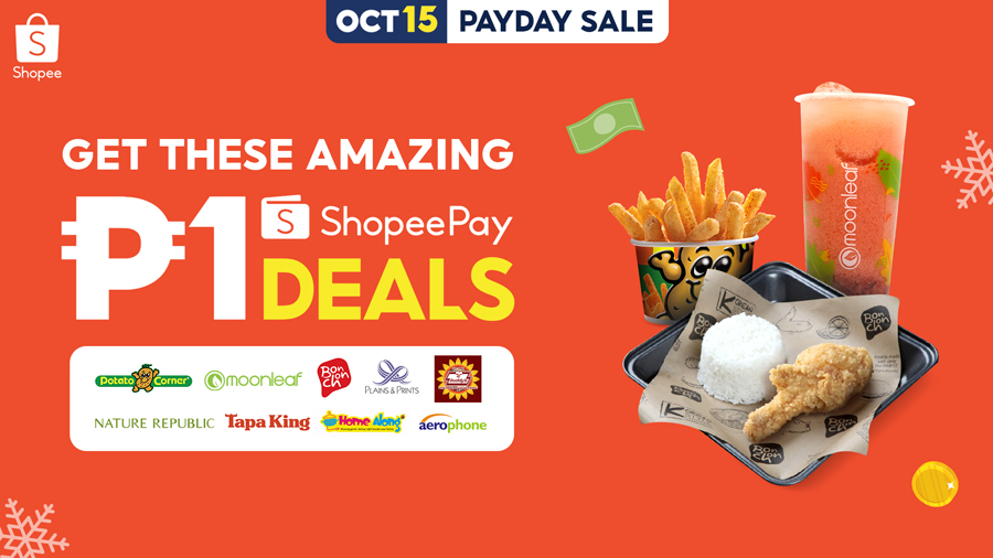 Maximize Your Suweldo this Payday Sale and Save More When Paying for Bills via ShopeePay