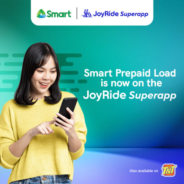 Smart teams up with JoyRide Superapp for customer convenience